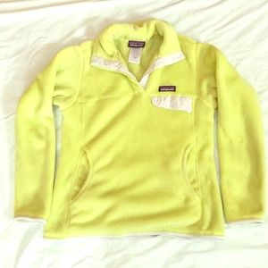 Patagonia Re-Tool Sweater size small